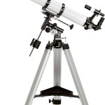 Orion AstroView 90 equatorial refractor telescope review