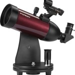 Orion 10013 GoScope 80mm TableTop Refractor Telescope review