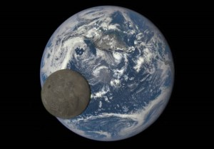 TESS Telescope - The Earth and the Moon