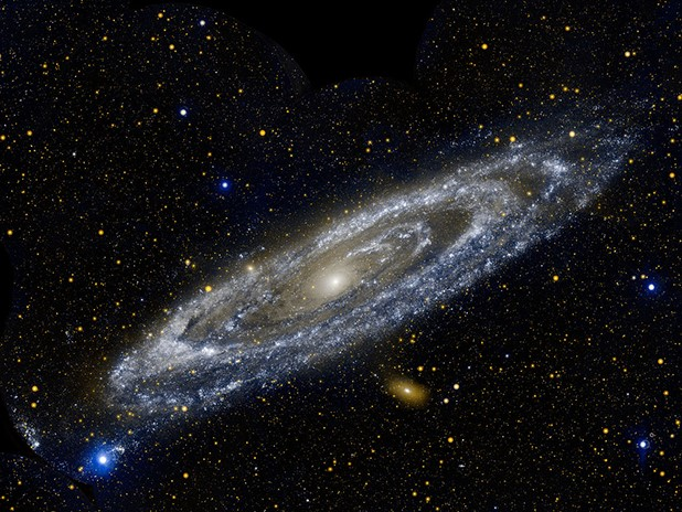 Do you know the difference between a spiral and elliptical galaxy ...