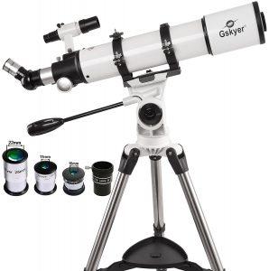 Gskyer Infinity 90 mm Refractor telescope review