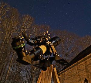 Telescope is Good for Kids STEM Development